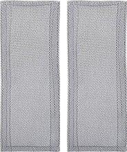 SOLUSTRE 2Pcs Kühlschrank Tür Griff Abdeckungen
