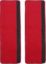 SOLUSTRE 2Pcs Kühlschrank Tür Griff Covers Red