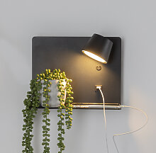Solution USB Wandlampe