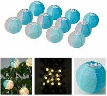 Solvinden Ikea Deko Lampions Fur Lichterkette