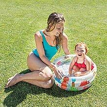 Sommer Baby Schwimmbad Kind Sommer Kind