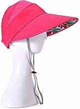 Sommer H¨¹te Sonnenschirm Sonnenschutz Beach-Top Hat Portable outdoor Sonne H¨¹te Maximale entlang der Faltbare Leeren Sie das obere Kappe ist k¨¹hl