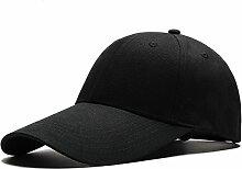 Sommer Männliche Damen Mütze Sportmütze Hip-Hop-Hut Sonnenhut Baseballmütze,02-55-59cm