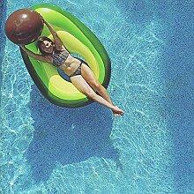 Sommer PVC Avocado Aufblasbarer Lounge Chair