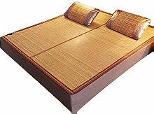 Sommerbettwäsche Sommerschlafmatte, doppelseitige