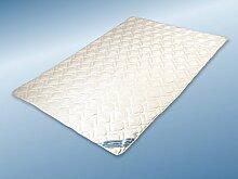 Sommerdecke Seide 155x200 Steppdecke Bettdecke Microfaserfeinbatis