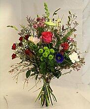 Sommerlicher Blumenstrauß Glücksmomente Size 40