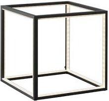 Sompex Stehleuchte Delux 60x30x30 cm / schwarz