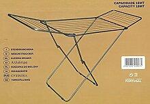 Sonecol–Flügelwäschetrockner C/Metall grau