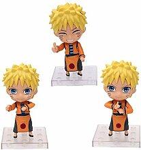 SONGDP Anime-Spielzeug Naruto Q Version Naruto Boy
