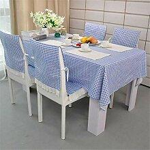 SONGHJ Geometrische Tischdecke Tischdecke