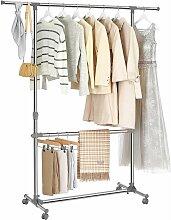 Songmics - Kleiderständer Garderobenständer mit
