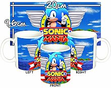 Sonic Mania Tasse Mug