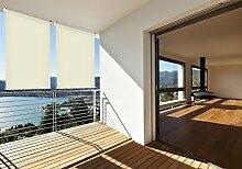 Sonnen-schutz Außen-rollo Balkon-rollo 100 x 230