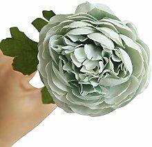 Sonnena Künstliche gefälschte Western Rose Blume