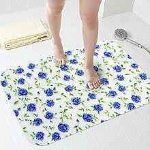 Sonnenblume Bodenmatte/Printing Badezimmer Matte/Bad Badematte/Dusche Matte/WC/Bad-matten-C 50x80cm(20x31inch)