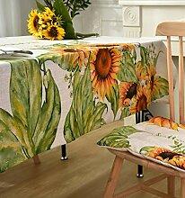 Sonnenblume Tischdecke American Land Tischdecke