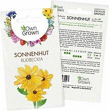 Sonnenhut Samen: Premium Gelber Sonnenhut Saatgut
