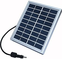 Sonnenkollektor Energien Brunnen Teich Becken Wasserspielpumpe Kit Gartenbewässerung