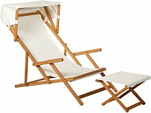 ® Sonnenliege Gartenliege Liegestuhl Relaxsessel