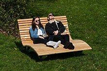 Sonnenliege, Waldsofa das Original von Scalant