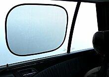 Sonnenpad Set 2 Stück statisch haftend -K&B Vertrieb- Sonnenschutz Sonnenblende Auto PKW 136