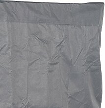 Sonnenpartner Strandkorb Schutzhülle Polyester anthrazit für 2-Sitzer Strandkorb