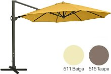 Sonnenschirm / Ampelschirm Zangenberg Monte Carlo Ø 350 cm Basic