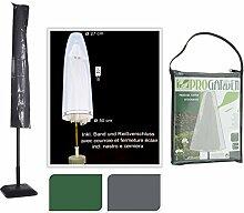 Sonnenschirm Schutzhülle 175cm grün Abdeckung