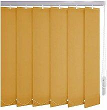 Sonnenschutz-HH® - Lamellenvorhang sonnengelb