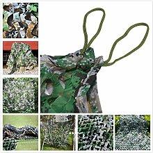 Sonnenschutznetz Für Garten, 3x5m 2m 4x8m Grünes