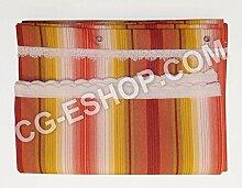 Sonnensegel Balkon Tür-sormonto Pink Orange Gelb cm 140x 250