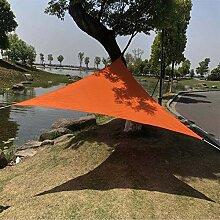 Sonnensegel, Dreieck Wasserdicht UV Sonnenschutz