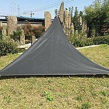 Sonnensegel Sonnenschutz Garten, Dreieck