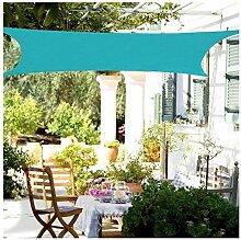 Sonnensegel Sonnenschutz, Gartenblau Wasserdicht