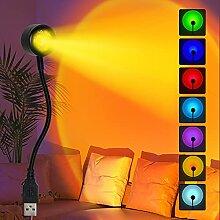 sonnenuntergang projektor, Sunset Lamp Projektor
