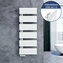 SONNI Badheizkörper Handtuchhalter 1590x600mm