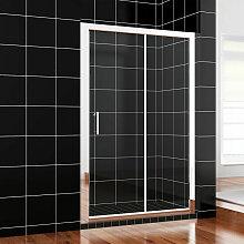 SONNI Duschtür Schiebetür Duschkabine Dusche