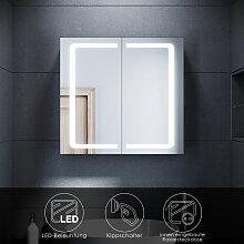 SONNI LED Spiegelschrank Badezimmerspiegel