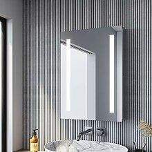 SONNI Spiegelschrank Bad 50 × 70cm Spiegelschrank