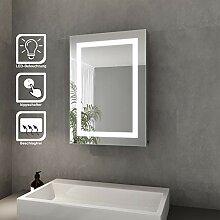 SONNI Spiegelschrank Bad 70 × 50 cm