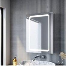 SONNI Spiegelschrank Bad Badezimmer Spiegelschrank
