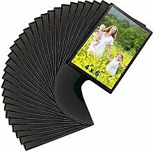 Sooyee Magnet-Bilderrahmen für Kühlschrank, 10 x