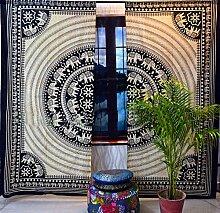 Sophia Art indischen Urban Elefanten Mandala Wand
