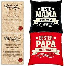 Soreso Design 4 Geschenke für Mama und Papa zu