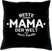 Soreso Design Beste Mama der Welt -:- Kissen +