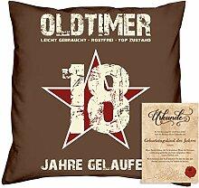 Soreso Design Fun Geburtstagsgeschenk: Oldtimer 18