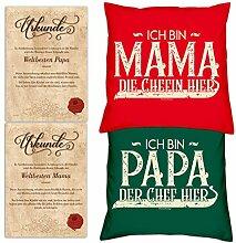 Soreso Design Geschenk Weihnachten für Mama &