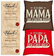 Soreso Design Geschenk Weihnachten für Mama und