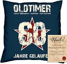 Soreso Design Geschenkidee zum Geburtstag Oldtimer